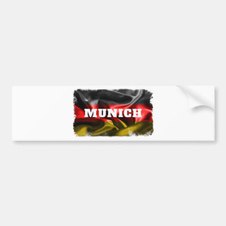 Munich Bumper Sticker