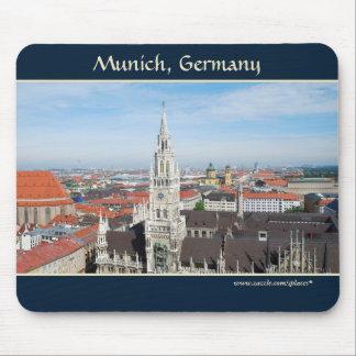 Munich, Germany Mousepad