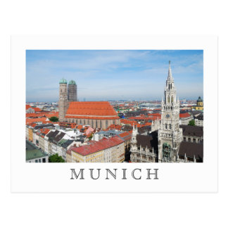 Munich, Germany Postcard