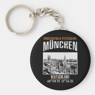 Munich Keychain