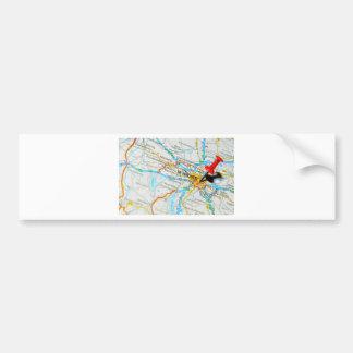 Munich, München, Germany Bumper Sticker
