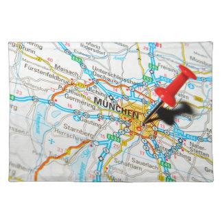 Munich, München, Germany Placemat