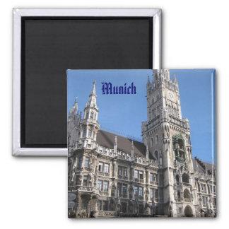 Munich Rathaus Magnet