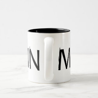 Muninn Two-Tone Coffee Mug