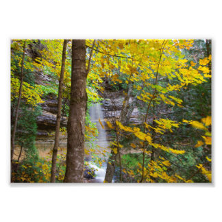 Munising Falls, Michigan Photo Print