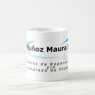 Muñoz-Maura, Inc. Coffee Mug