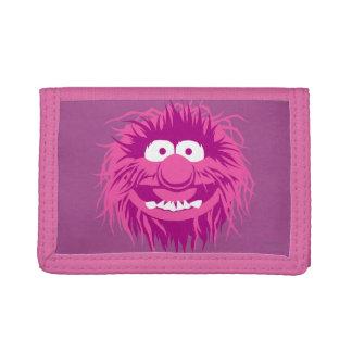 Muppets Animal 2 Tri-fold Wallets