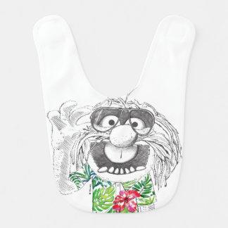 Muppets | Animal In A Hawaiian Shirt Bib