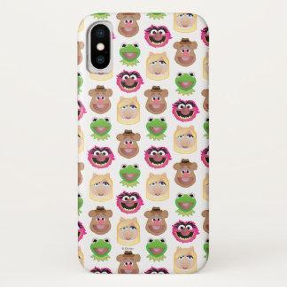 Muppets Emoji iPhone X Case