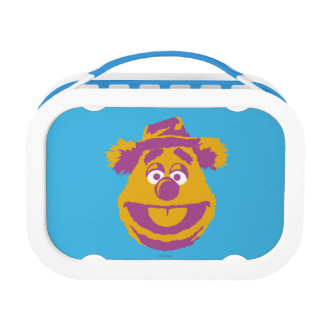 Muppets Fozzie Bear Disney Lunch Box