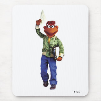 Muppets' Scooter Disney Mouse Pad