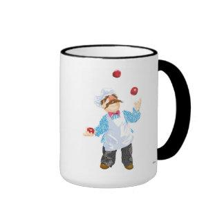 Muppets' Swedish Chef Juggling Coffee Mugs