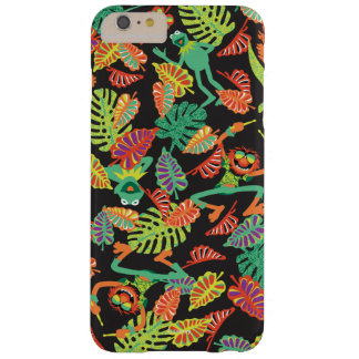 Muppets | Tropical Kermit & Animal Pattern Barely There iPhone 6 Plus Case