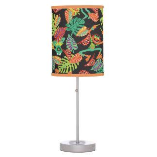 Muppets | Tropical Kermit & Animal Pattern Desk Lamps