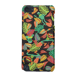 Muppets | Tropical Kermit & Animal Pattern iPod Touch (5th Generation) Case