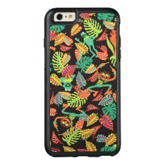 Muppets | Tropical Kermit & Animal Pattern OtterBox iPhone 6/6s Plus Case