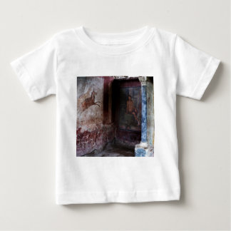 Mural at Pompeii T-shirts