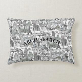 Mural cushion Arch Search - Rectangular