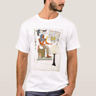 Mural from the Tombs of the Kings of Thebes, disco T-Shirt