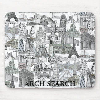 Mural Mousepad Arch Search