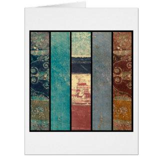 Murals of Pompeii Card
