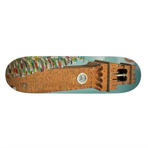Murano Camapnile Skateboard