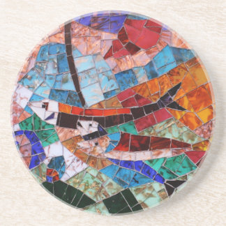 Murano Mosaic Drink Coasters