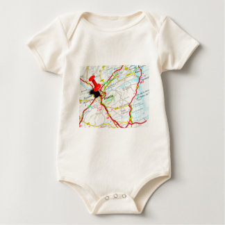Murcia, Spain Baby Bodysuit
