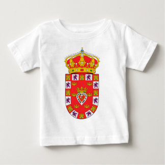 Murcia (Spain) Coat of Arms Baby T-Shirt