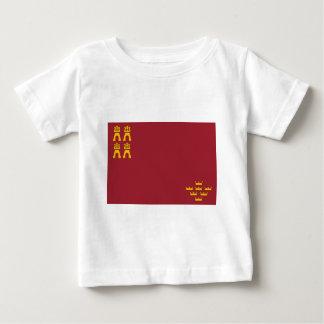 Murcia (Spain) Flag Baby T-Shirt