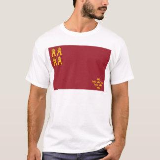Murcia (Spain) Flag T-Shirt