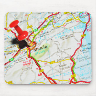Murcia, Spain Mouse Pad
