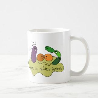 Murder Coffee Mug