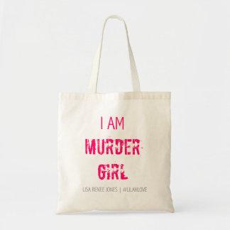 Murder Girl tote bag - Lilah Love