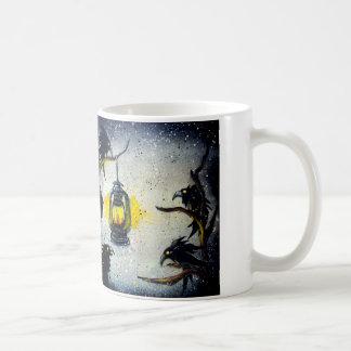 Murder of Crows coffee mug