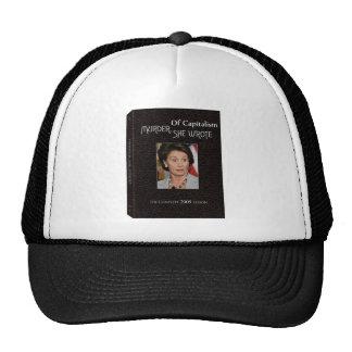 Murder Pelosi Wrote Trucker Hat