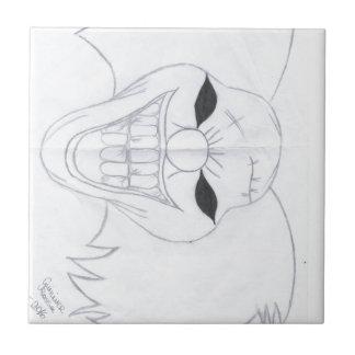 murderous clown tile
