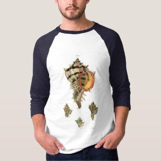Murex sea shells vintage illustration T-Shirt