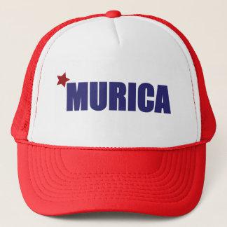 'Murica American Pride Trucker Hat