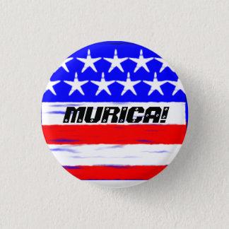 Murica Pin Button