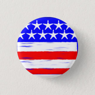 Murica Pin Button Flag Only