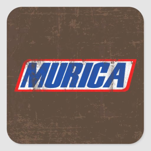 Murica Stickers