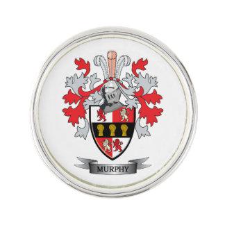 Murphy Coat of Arms Lapel Pin