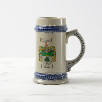 Murphy Coat of Arms Stein