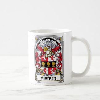 Murphy Family Crest Coffee Mug