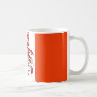 Murphy In Irish Flag Coffee Mug