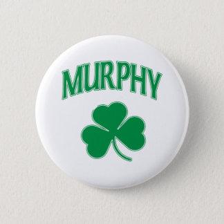 Murphy Irish 2 Inch Round Button