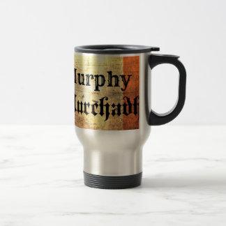 Murphy Irish Flag Travel Mug