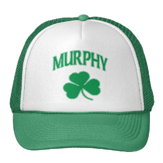 Murphy Irish Trucker Hat