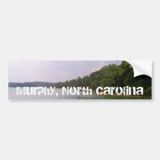 Murphy, NC Bumper Sticker